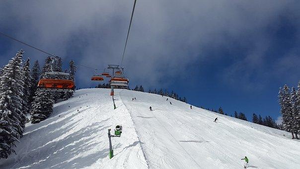 Seggiovia, Sci Alpino, Sci