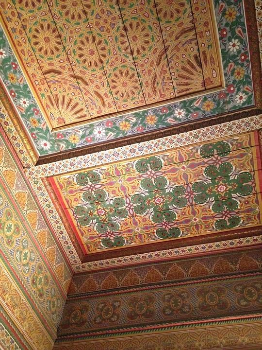 Fonkelnieuw Marokko Tegels Plafond - Gratis foto op Pixabay RU-05