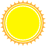 sun, nature