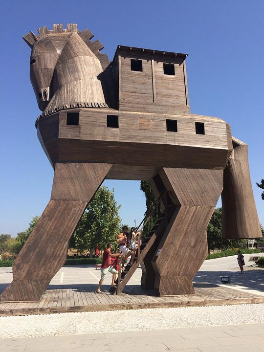 Troy, Turkey, Ancient, Trojan, Homer, Historic