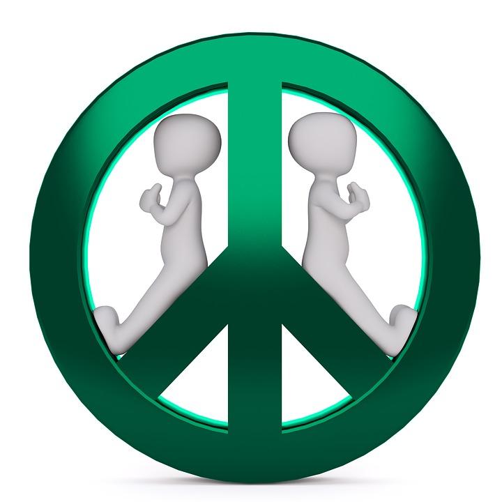 Harmony Peace Sign Free Image On Pixabay