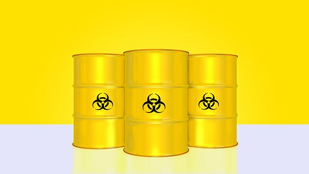 Nuclear, Hazardous, Hazard, Radiation