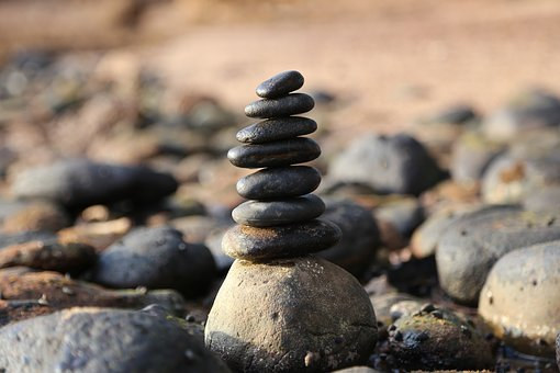 Stones, Stone, Tower, Balance, Rock