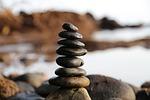 kamienie, kamień, wieża