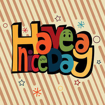 Mensaje, Vector, Happiness, Happy, Day