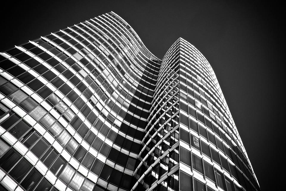 Modern Architecture Photography Black And White modern, architecture - free pictures on pixabay