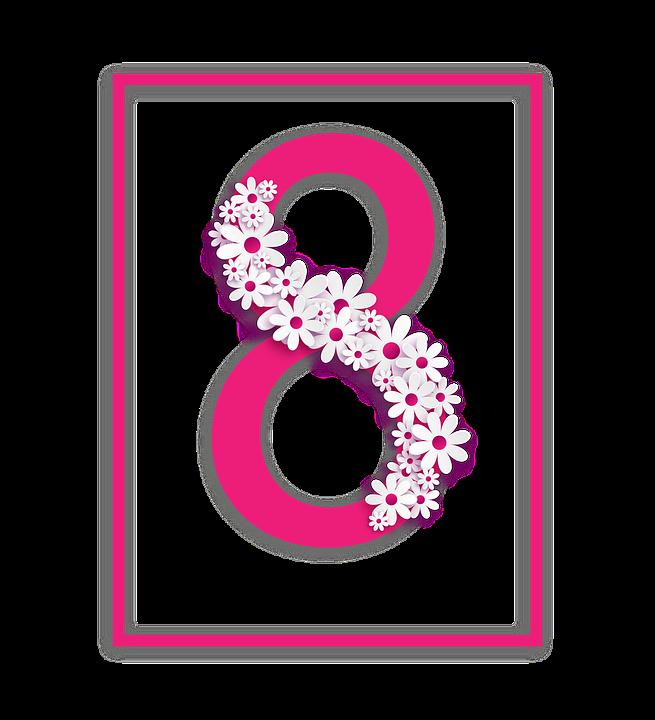 Eight Pink Frame Photo · Free image on Pixabay