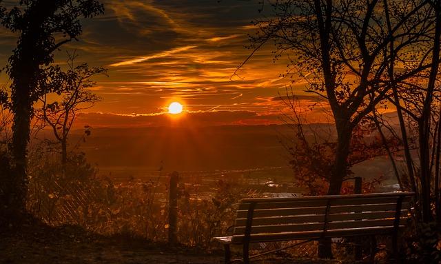 Sunset Wow Background Desktop 183 Free Photo On Pixabay