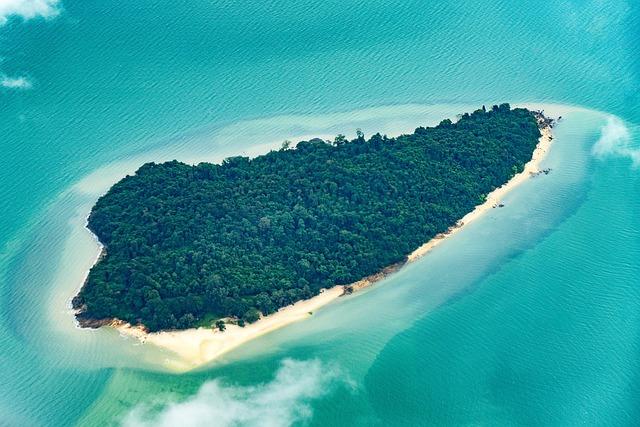 Exotic Islands: Free Photo: Island, Tropical, Tropical Island