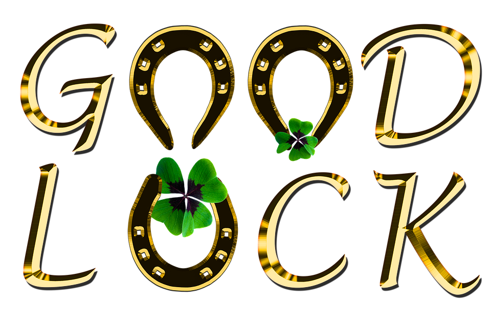 Symbol Luck Good Lock Four Leaf Free Image On Pixabay
