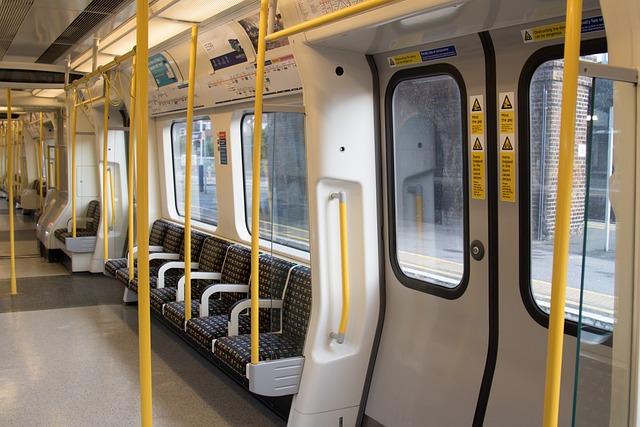 ロンドンの地下鉄, 管, 地下, ロンドン, 鉄道, 交通, 旅行, 地下鉄, 都市, トランスポート, 通勤