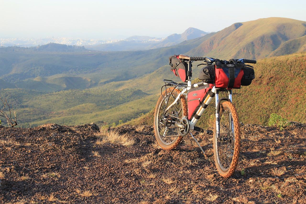 воспринимается туристические велосипеды фото приготовления