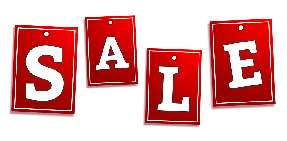 the sale discounts element free image on pixabay