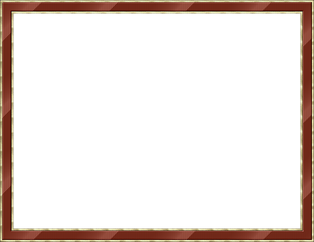 frame outline picture frame brown