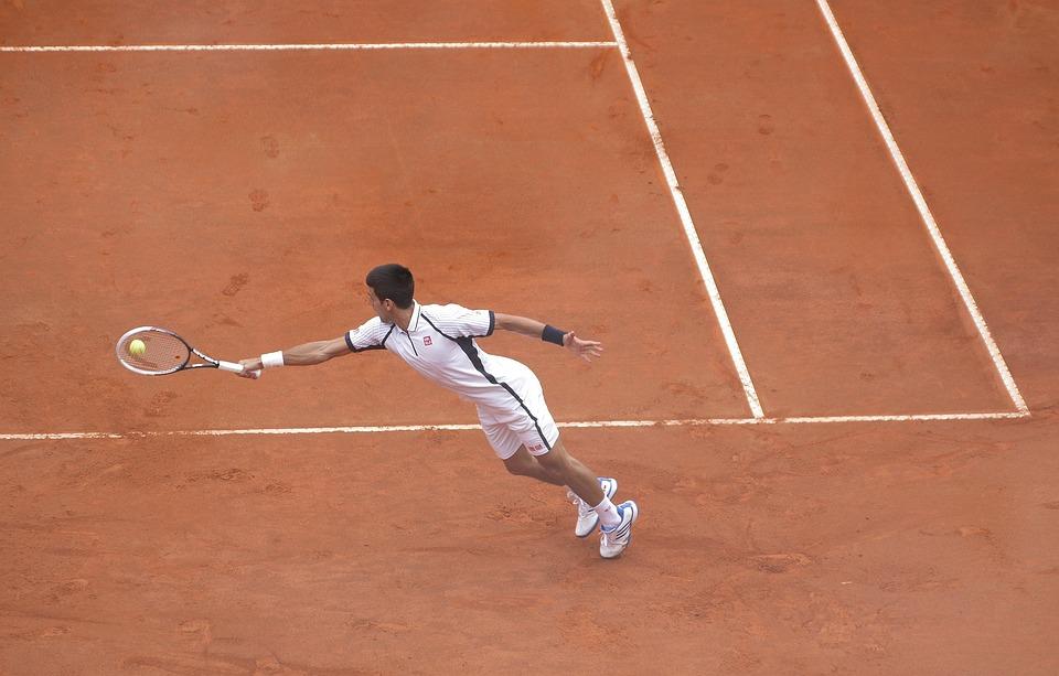 Tennis, Int, Rome 2