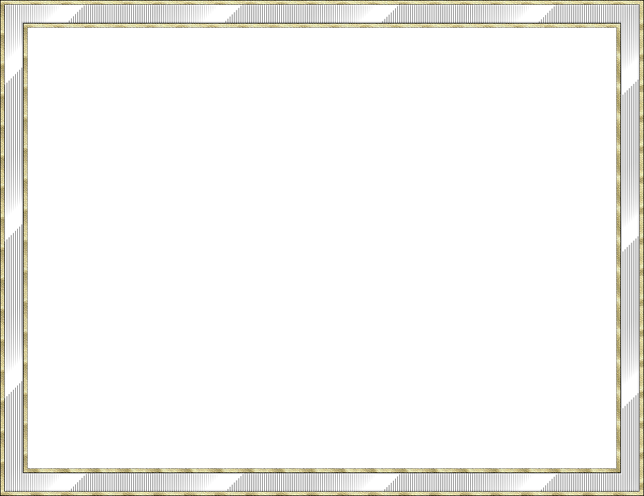 black and gold frame png. Frame Outline Picture Black And White Gold Png T