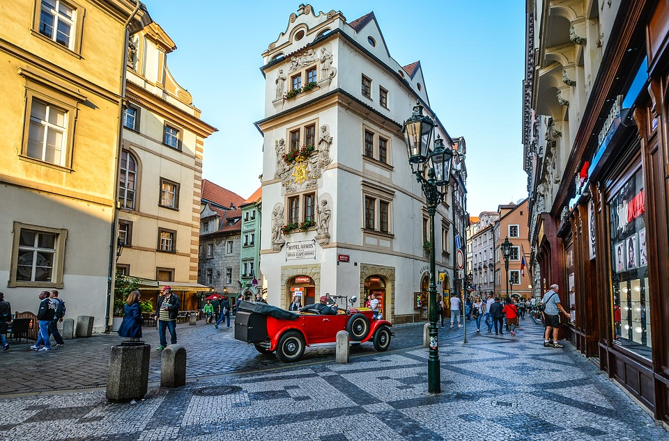 Free photo prague czech republic square free image for Hotels near old town square prague