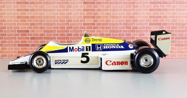 Honda, Formula 1, Auto, Toys, Model Car