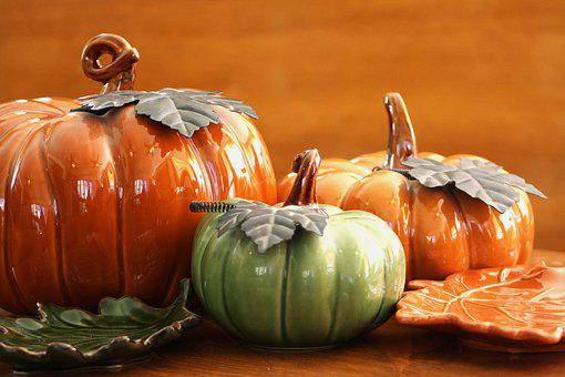 Thanksgiving, Pumpkin, Seasonal, Fall