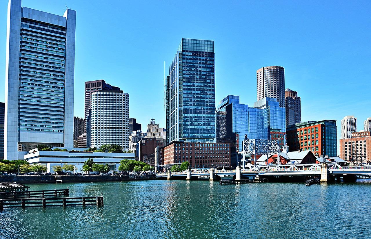бостон фотографии города знаю