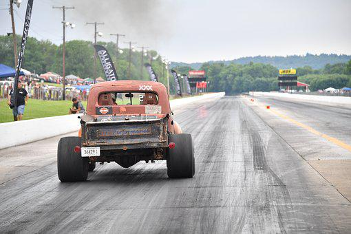 Drag, Racing, Truck, Diesel, Race