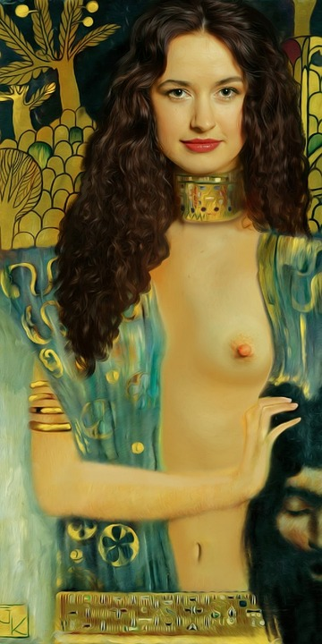Mona nackt