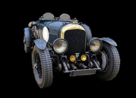 Vehicle, Automotive, Oldtimer, Bentley