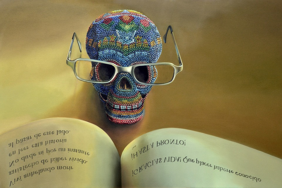 Mexico, Mexican, Day Of The Dead, Literature, Book