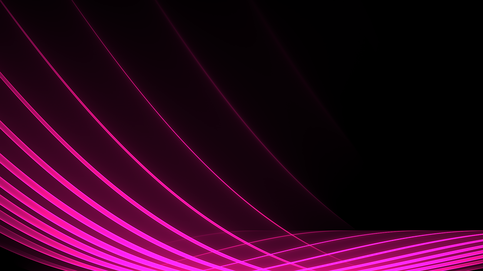 cool pink and black background