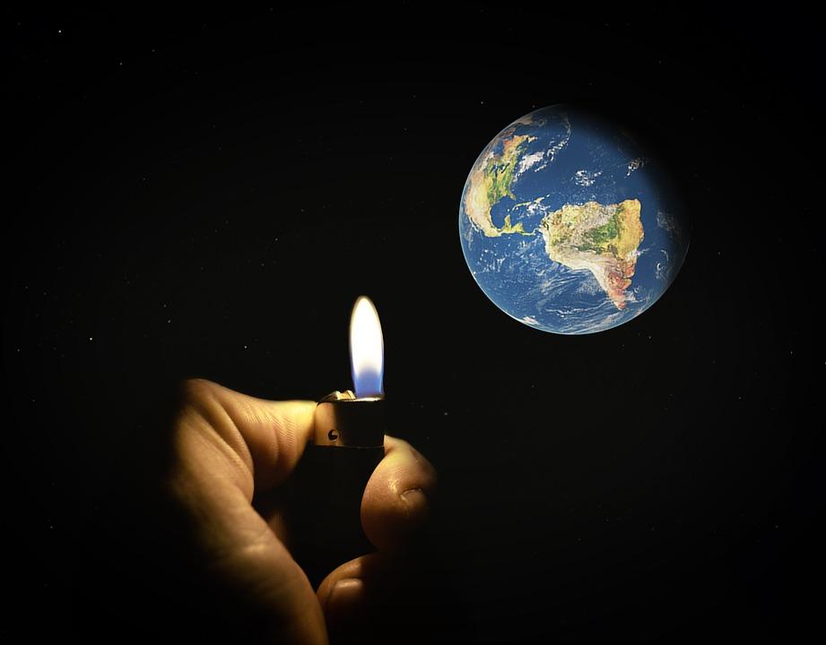 Erde Feuerzeug Planeten · Kostenloses Bild auf Pixabay