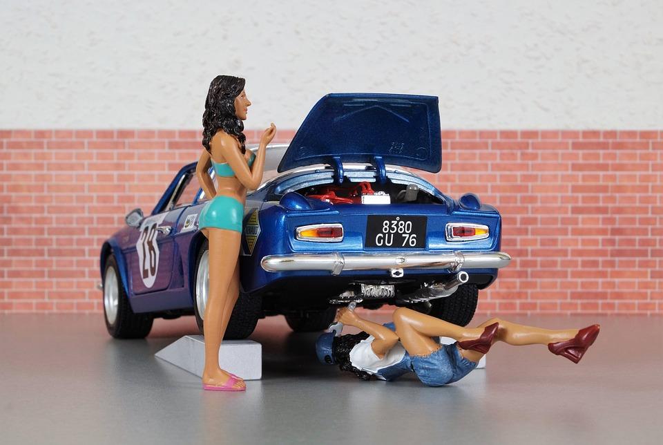 model car renault renault alpine