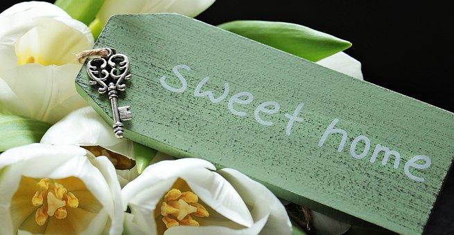 Лалета, Tulipa, Знак, Sweet Home, Ключ