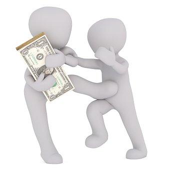 Dollar, Waluty, Fundusze, Banknot