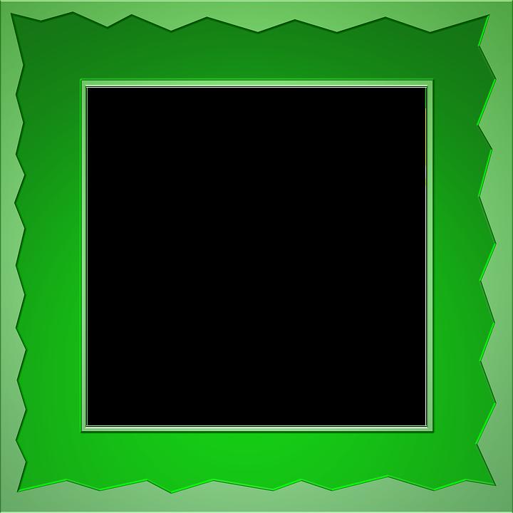 Marco Frontera Verde Día De San · Imagen gratis en Pixabay