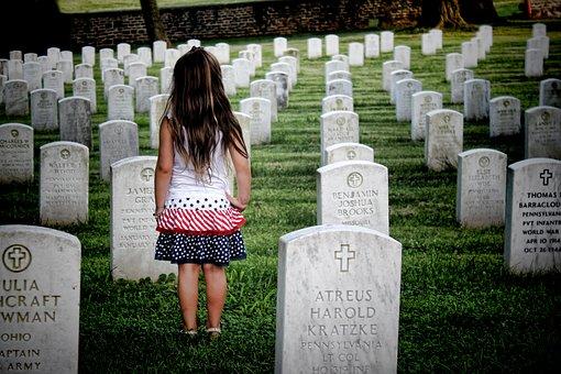 Friedhof, Nationalfriedhof, Gettysburg