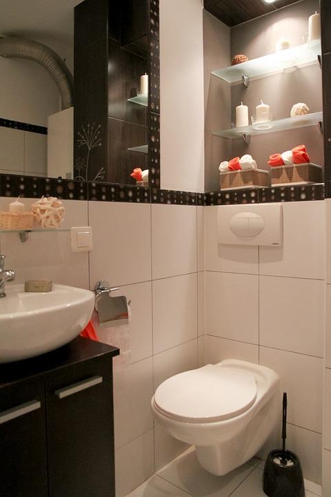 Salle De Bain Wc Toilette - Photo gratuite sur Pixabay