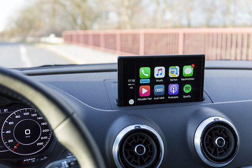 Apple Carplay, Audi A3, Audi, Automobile
