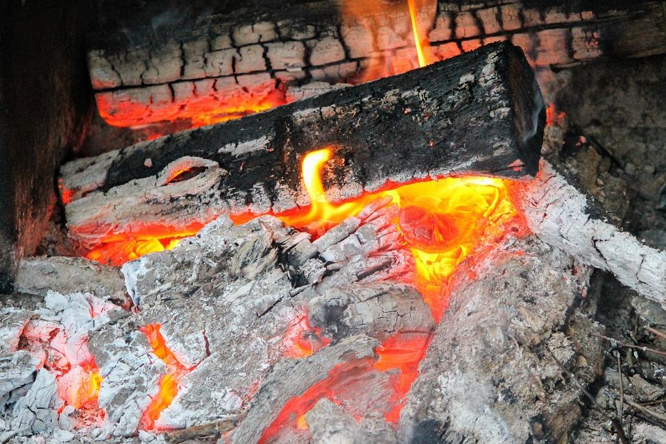 Fire Coal Ashes Free Photo On Pixabay