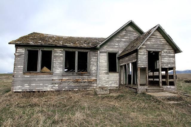 Old Farm House Decay Home Free Photo On Pixabay