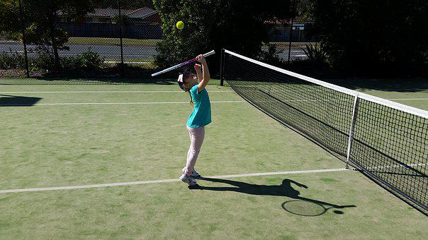 Tennis, Ball, Child, Sport, Athletic