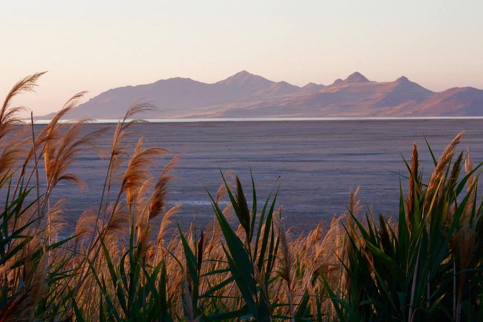 Salt Lake Utah Landscape Free Photo On Pixabay