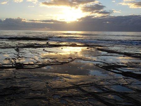Lorne, Beach, Sunrise, Geology, Cloud 15 Stunning Beaches around Australia to Explore in 202