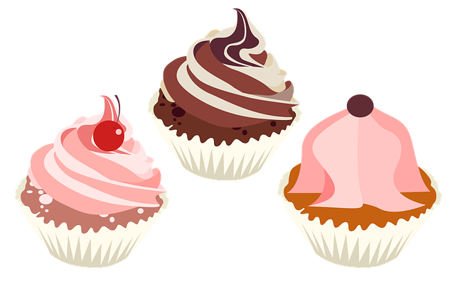 Cupcake Icon Dessert 183 Free Image On Pixabay