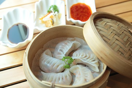 Dimsum Chinese Cuisine Chinese Food Cuisin