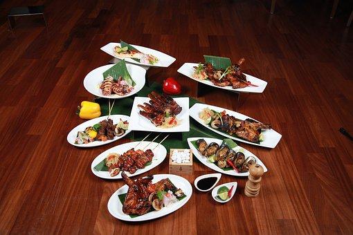 Barbacoa, Cocina Filipina