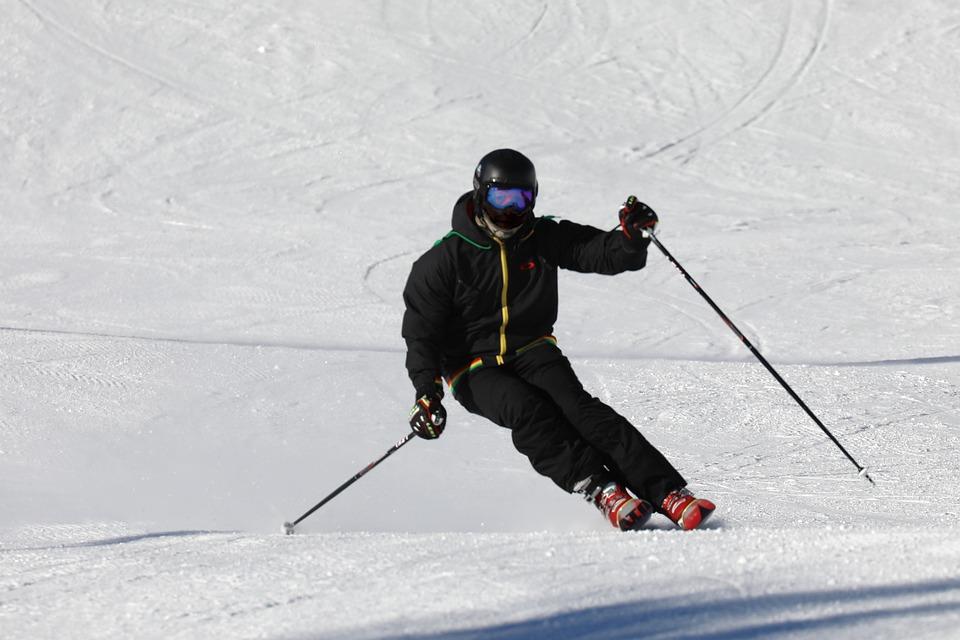 Ski, Skiing, Sport, Alpine, Winter, Skier, Mountain