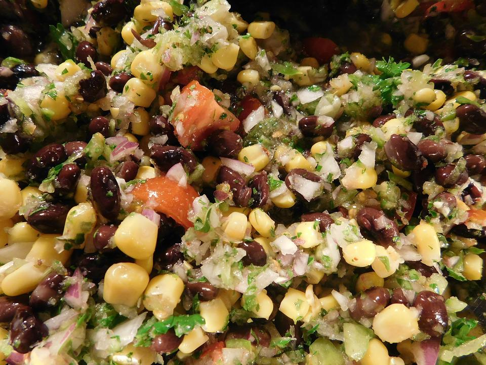 Three Sisters Corn Bean Salad Recipe