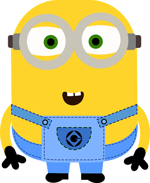 Minion, Cartoon, Character, Minion