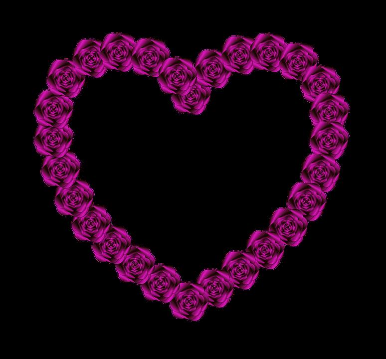 heart shape rose free image on pixabay