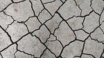 cracks, dry, ground